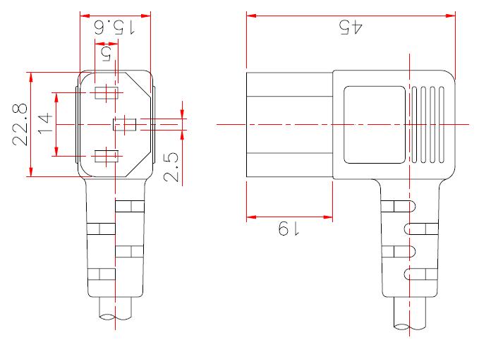 GB-17465-C13 (S301RR)
